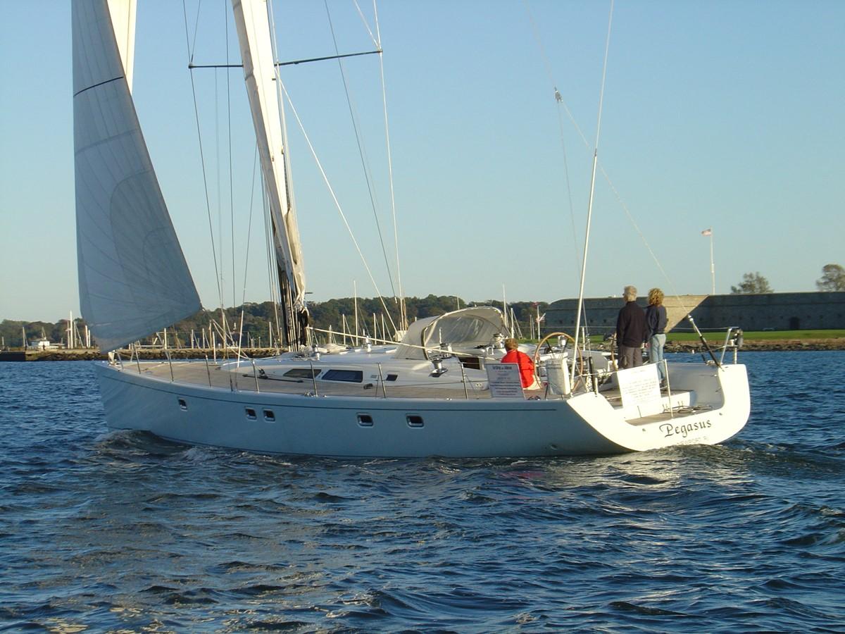 Profile 2004 INDIGO YACHTS  Cruising Sailboat 1873064