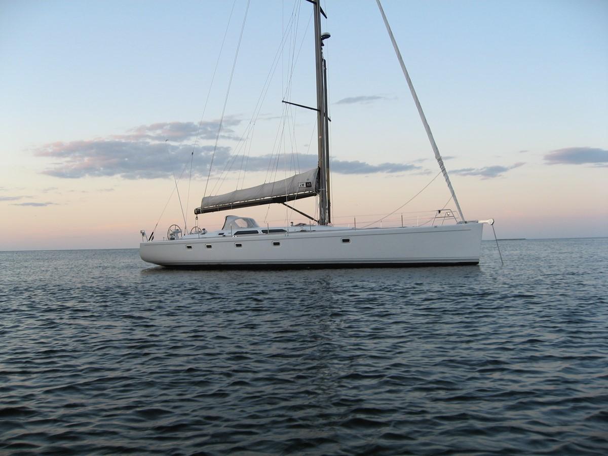 Profile 2004 INDIGO YACHTS  Cruising Sailboat 1873065