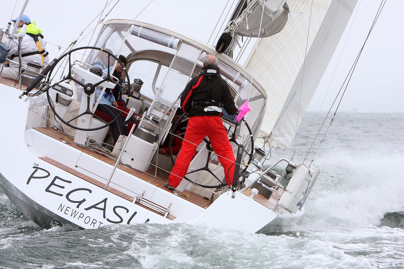 Bermuda Race 2004 INDIGO YACHTS  Cruising Sailboat 1873075
