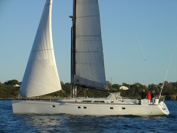 Profile 2005 INDIGO YACHTS  Cruising Sailboat 1873042