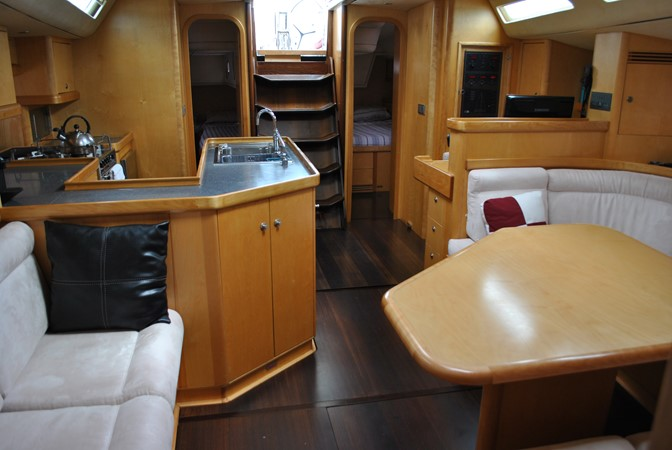 Salon  2005 INDIGO YACHTS  Cruising Sailboat 1873045