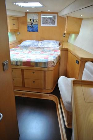 Master Stateroom  2005 INDIGO YACHTS  Cruising Sailboat 1873051