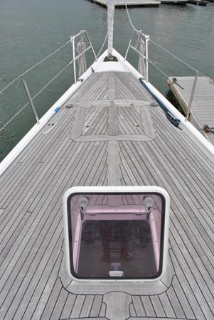 Bow 2005 INDIGO YACHTS  Cruising Sailboat 1873061