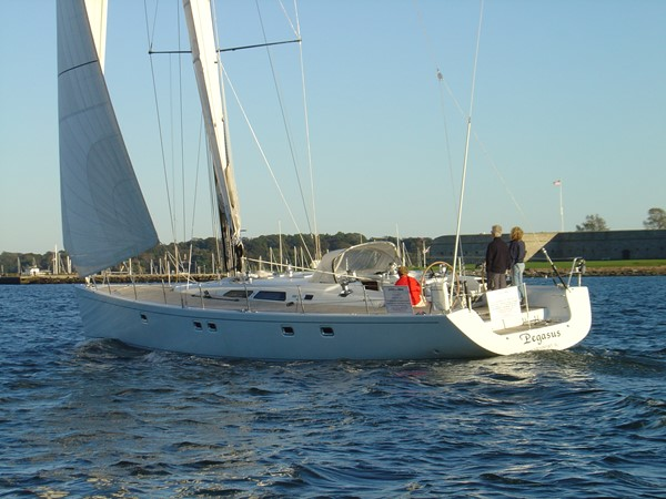 Profile 2005 INDIGO YACHTS  Cruising Sailboat 1873064