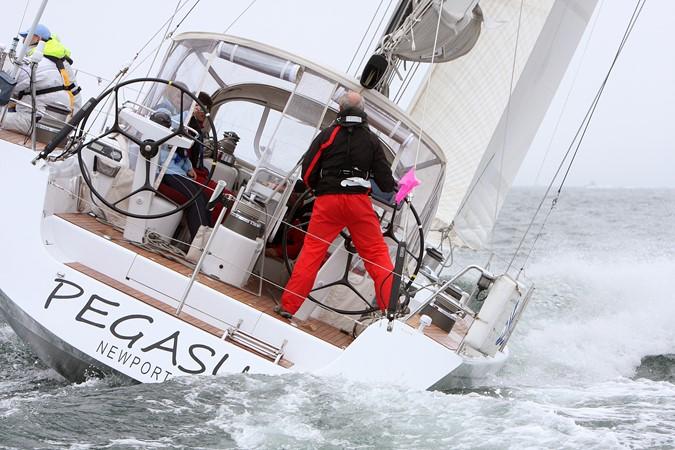 Bermuda Race 2005 INDIGO YACHTS  Cruising Sailboat 1873075