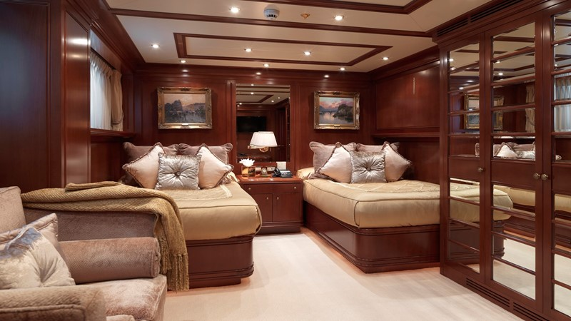 31 Lower deck twin Skyros 2003 CODECASA Full displacement motor yacht Motor Yacht 1872932