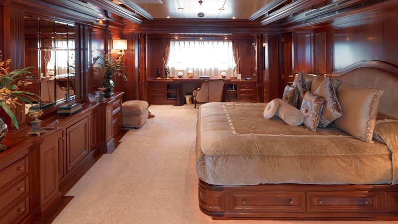 19 Master suite 2003 CODECASA Full displacement motor yacht Motor Yacht 1872955