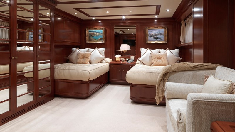 27 Lower deck twin Andros 2003 CODECASA Full displacement motor yacht Motor Yacht 1872958