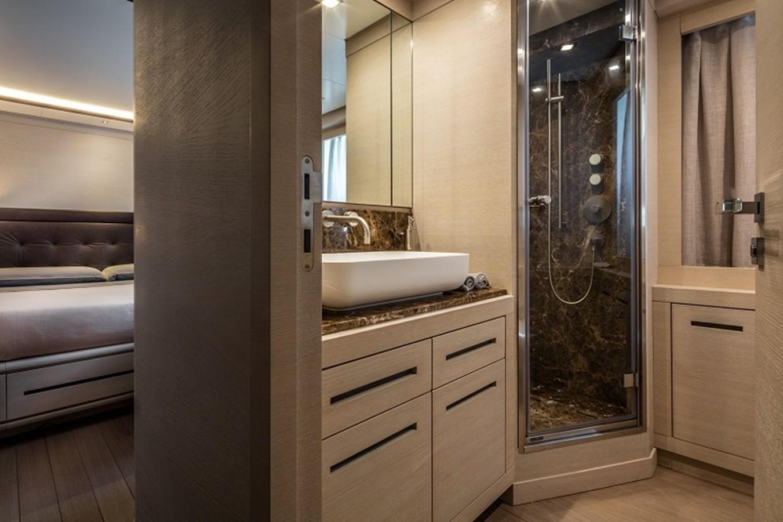 Guest bathroom 2019 OTAM  Motor Yacht 1878221