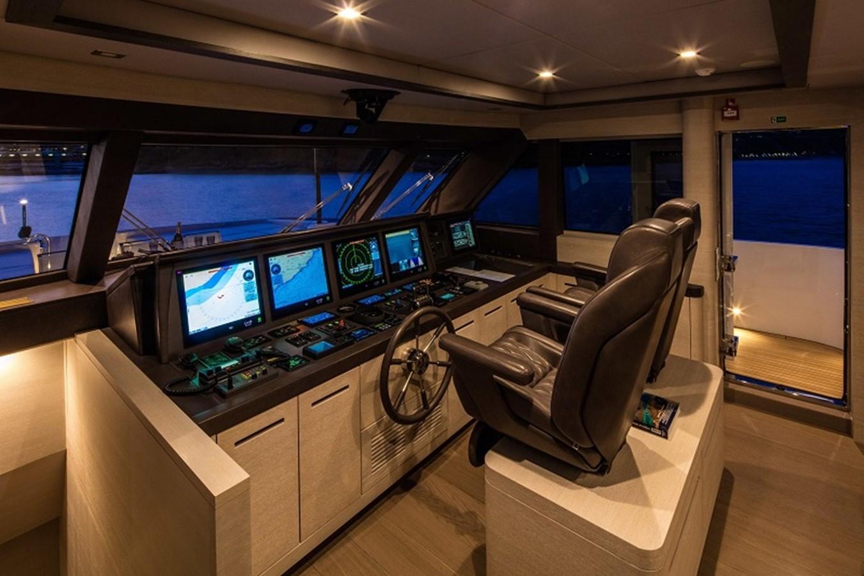Bridge 2019 OTAM  Motor Yacht 1878222