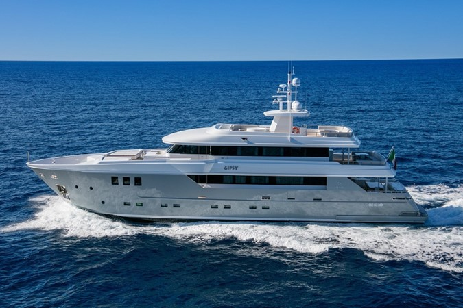 Exterior 2019 OTAM  Motor Yacht 1878211