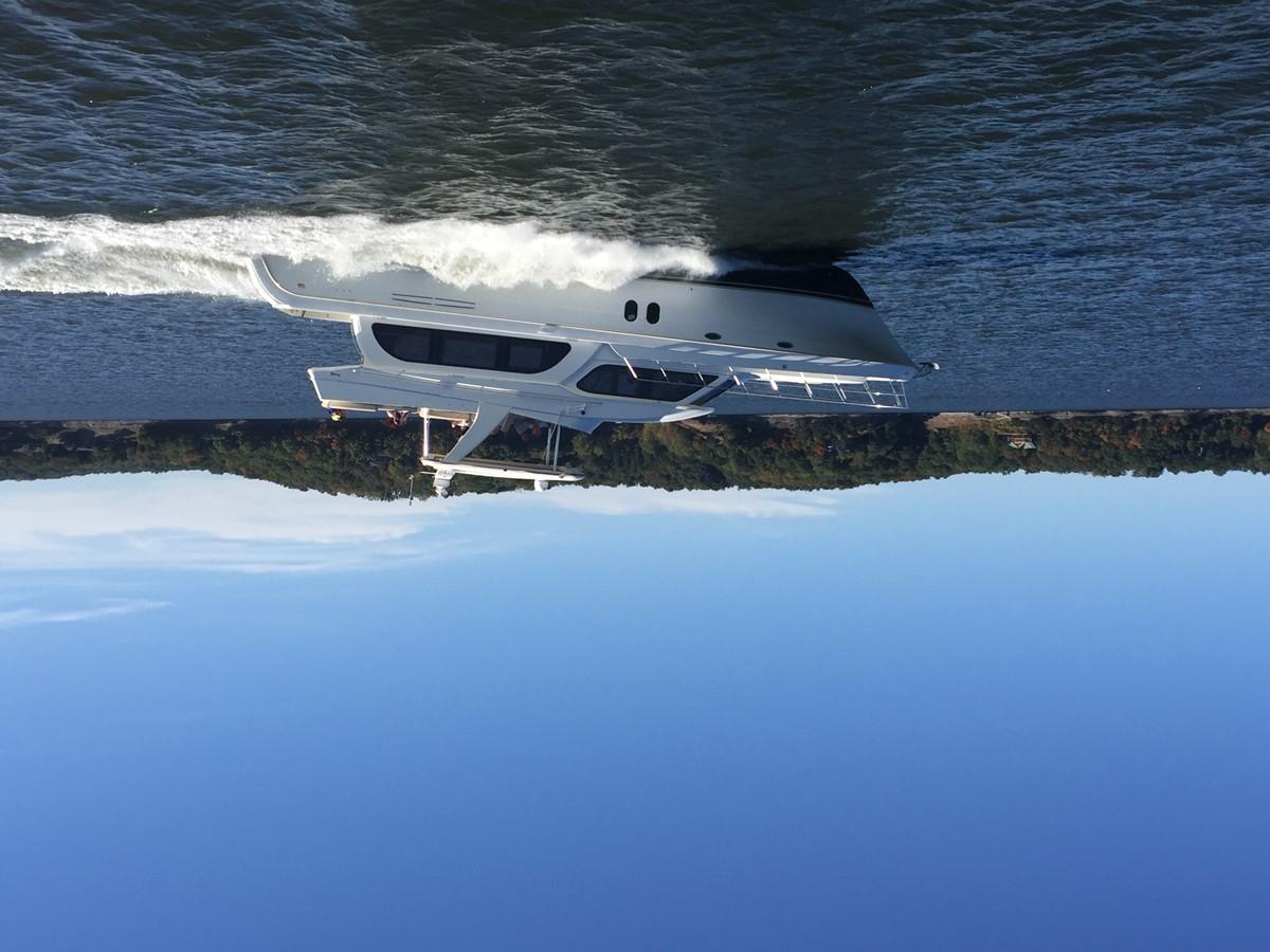 2009 NAVIGATOR 5800 Motor Yacht 1953459