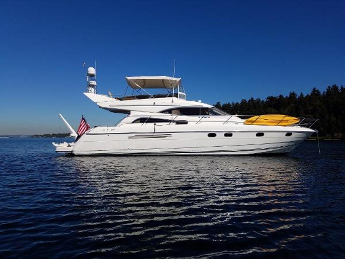 1998 VIKING SPORT CRUISERS  Motor Yacht 2018447