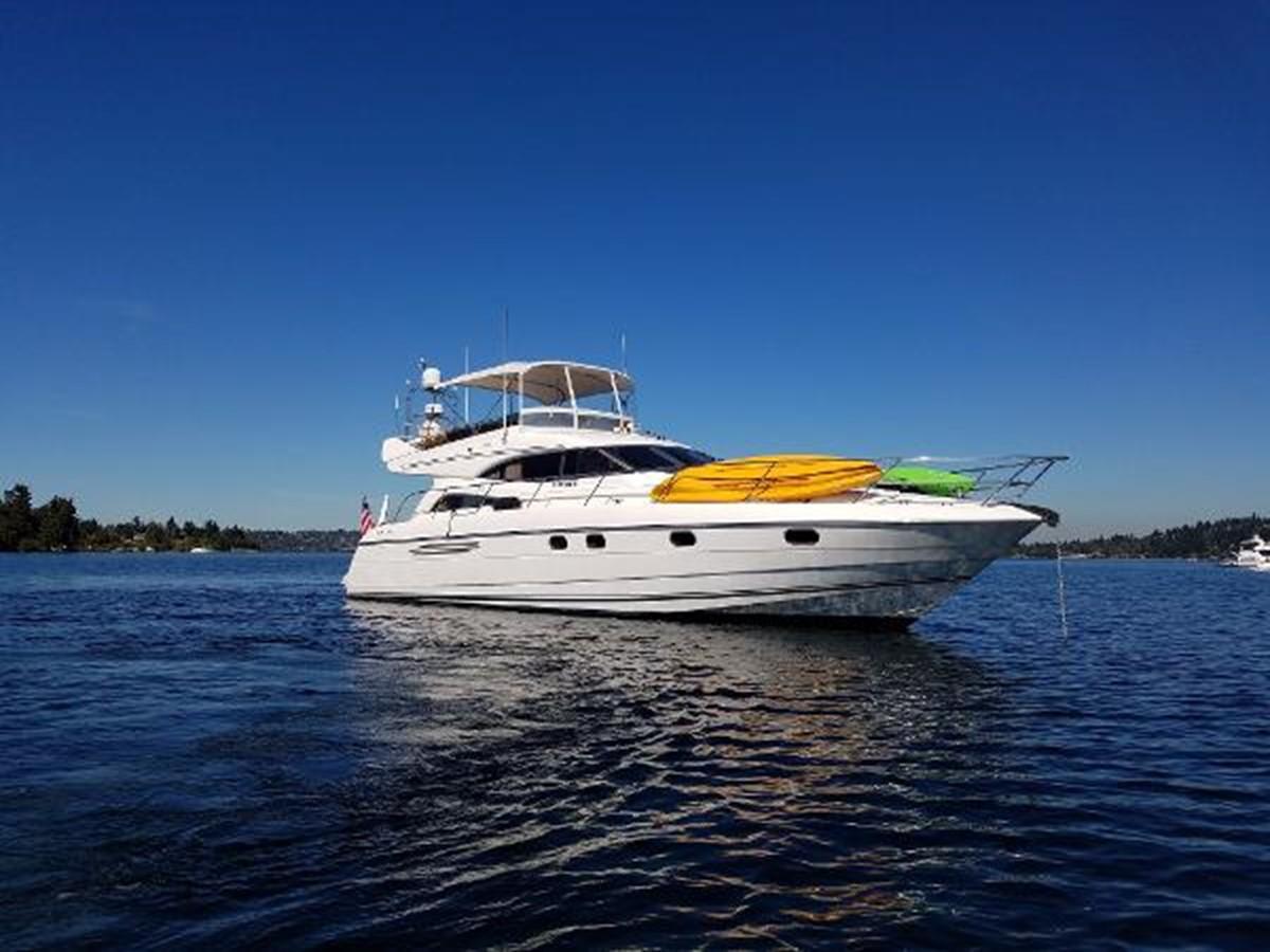 1998 VIKING SPORT CRUISERS  Motor Yacht 2018449