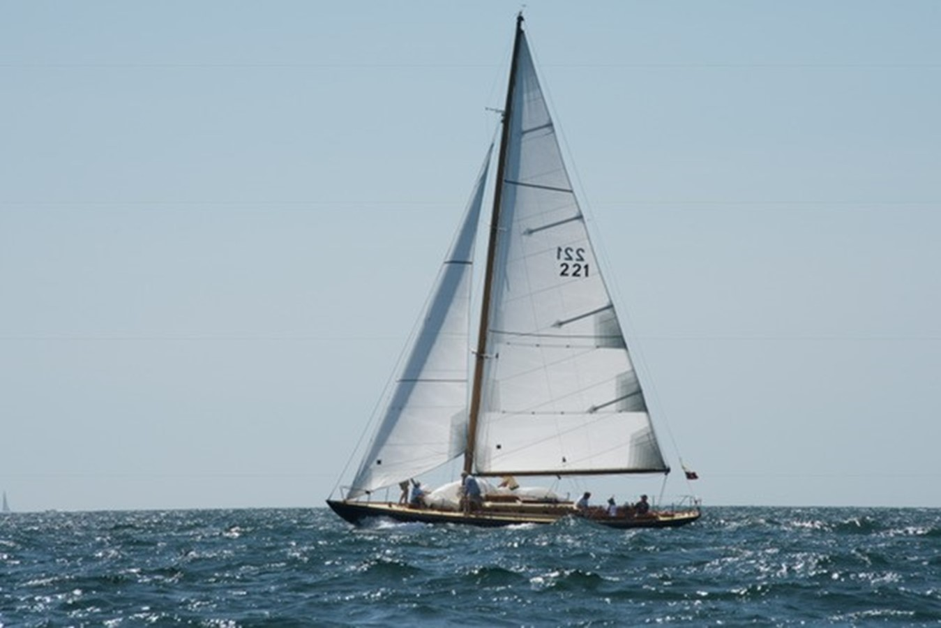 Opera House Cup 1947 NEVINS / SPARKMAN & STEPHENS S&S Sloop Classic Yacht 2437976