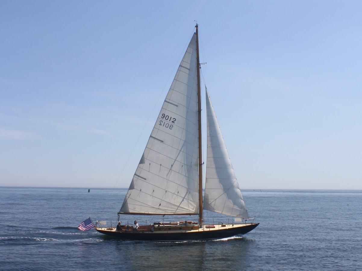 1947 NEVINS / SPARKMAN & STEPHENS S&S Sloop Classic Yacht 2603087