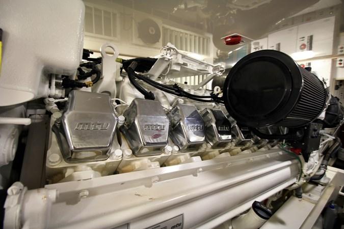 Viking 66 Convertible Engine Room 2013 VIKING 66 Convertible Sport Fisherman 2401619
