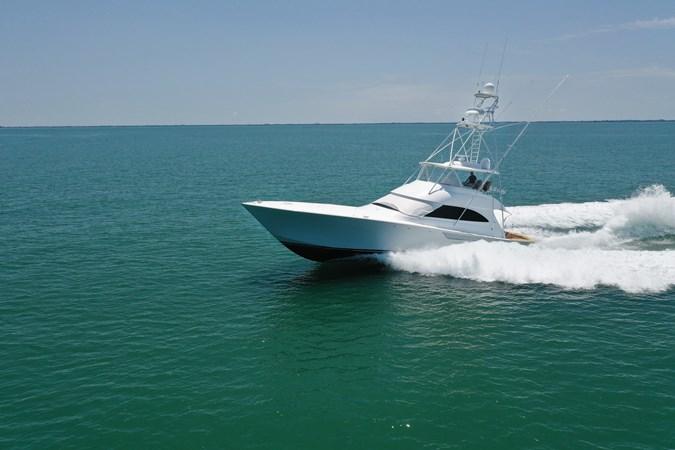 Viking 66 Convertible Port Profile 2013 VIKING 66 Convertible Sport Fisherman 2544561