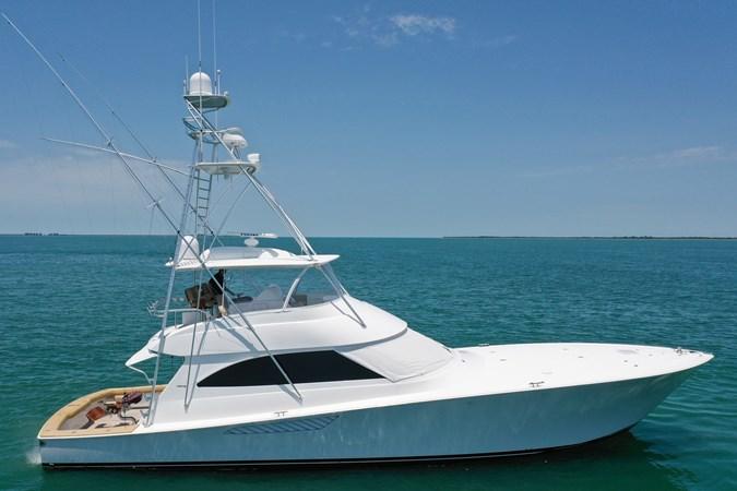 Viking 66 Convertible Starboard Profile 2013 VIKING 66 Convertible Sport Fisherman 2544562