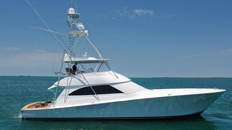boss profile team aurora 2013 VIKING 66 Convertible Sport Fisherman 2544574