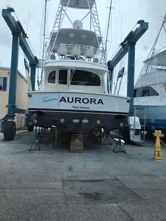 2013 66 Viking Bottom Paint + Propspeed 2013 VIKING 66 Convertible Sport Fisherman 2563100