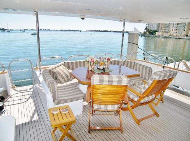 1987 BROWARD Pilot House Motor Yacht  2088398
