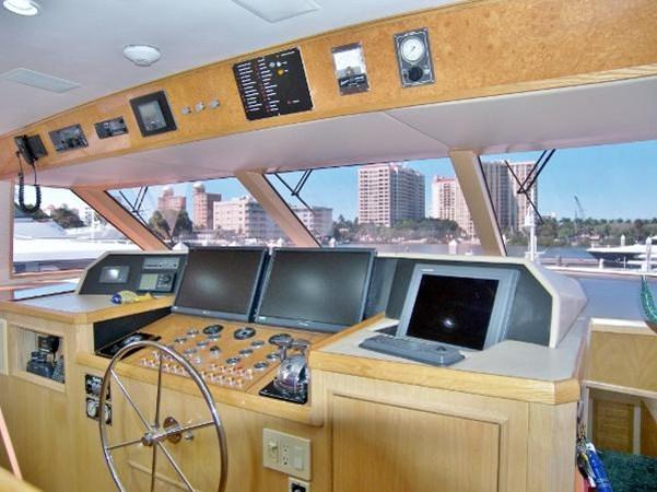 1987 BROWARD Pilot House Motor Yacht  2088403
