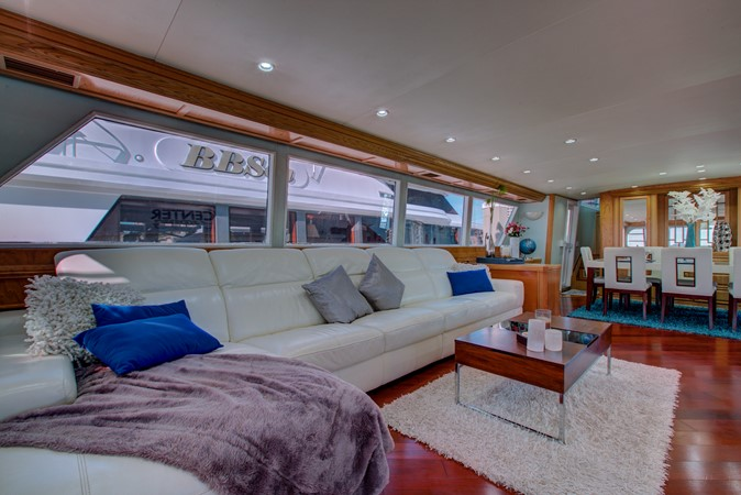 1987 BROWARD Pilot House Motor Yacht  2432520