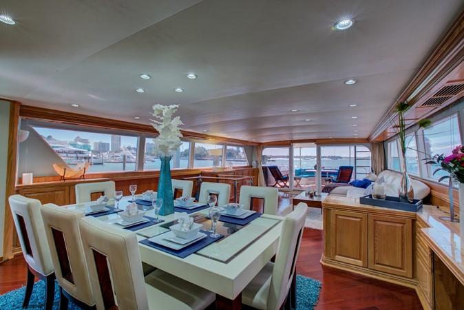 1987 BROWARD Pilot House Motor Yacht  2432535