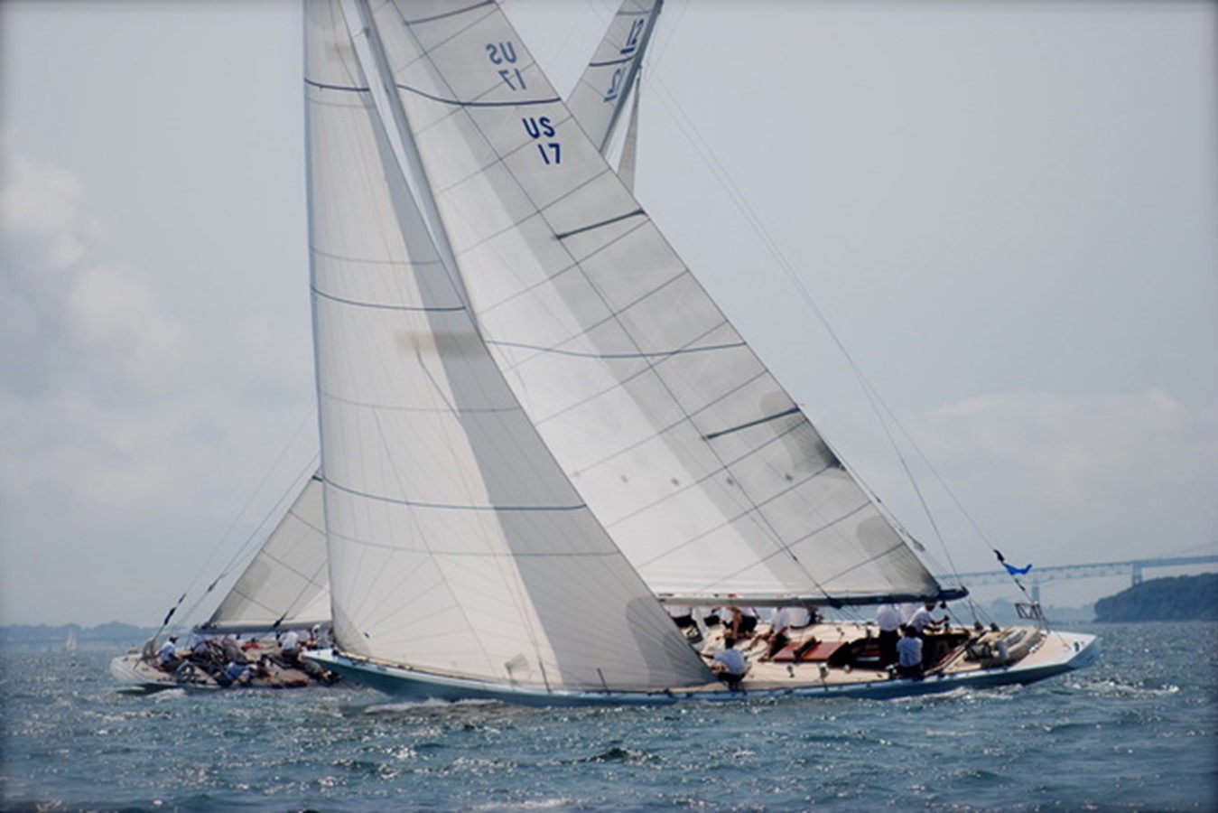 Weatherly Racing Other Traditional Twelves 1958 LUDERS 12 Metre - Traditional Classic Yacht 1898250