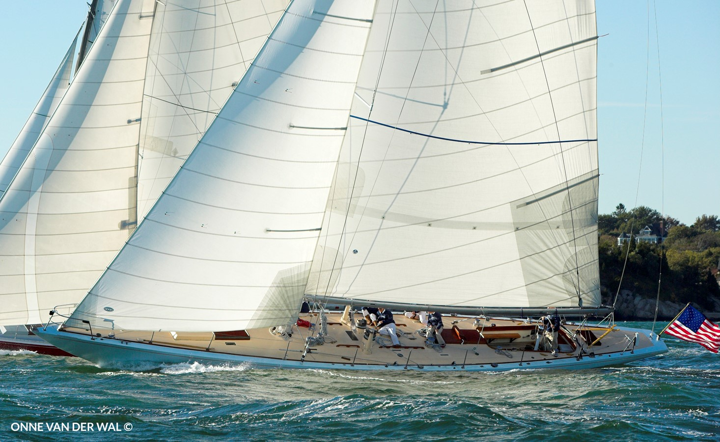 Weatherly - 12 Metre 1958 LUDERS 12 Metre - Traditional Classic Yacht 1898269