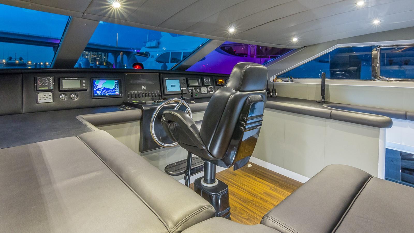 Pilothouse 2000 HORIZON 110 Motor Yacht Motor Yacht 1895800