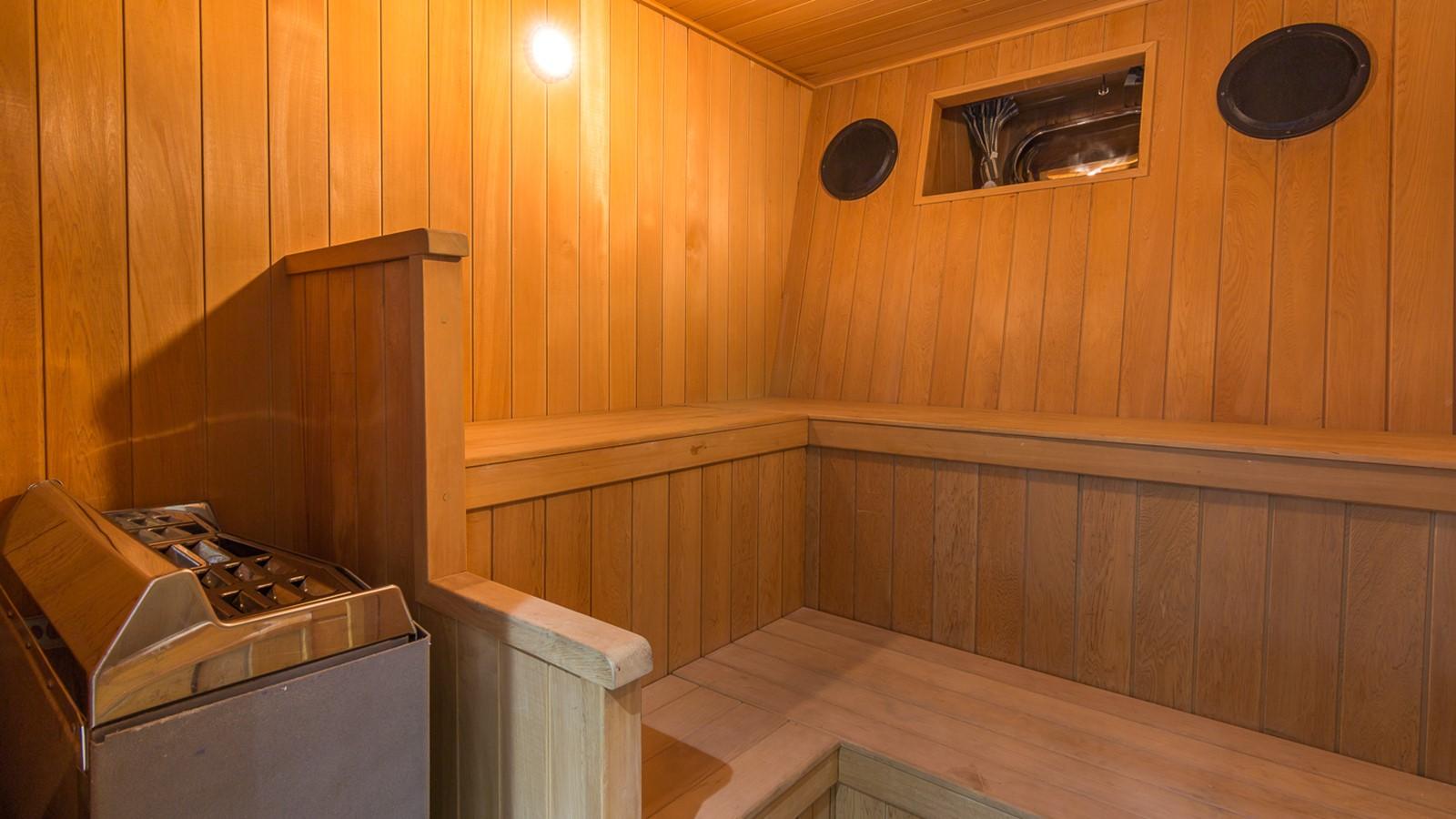 Sauna 2000 HORIZON 110 Motor Yacht Motor Yacht 1895806