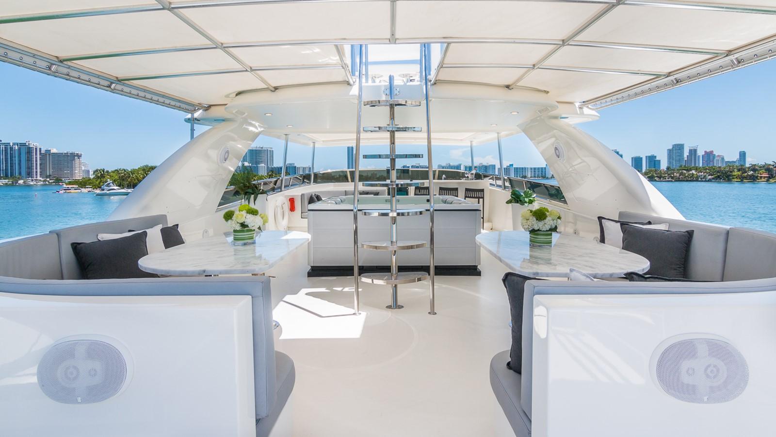 Flybridge 2000 HORIZON 110 Motor Yacht Motor Yacht 1895818