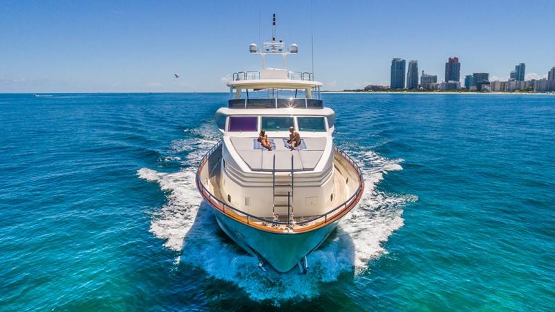Bow 2000 HORIZON 110 Motor Yacht Motor Yacht 1895827