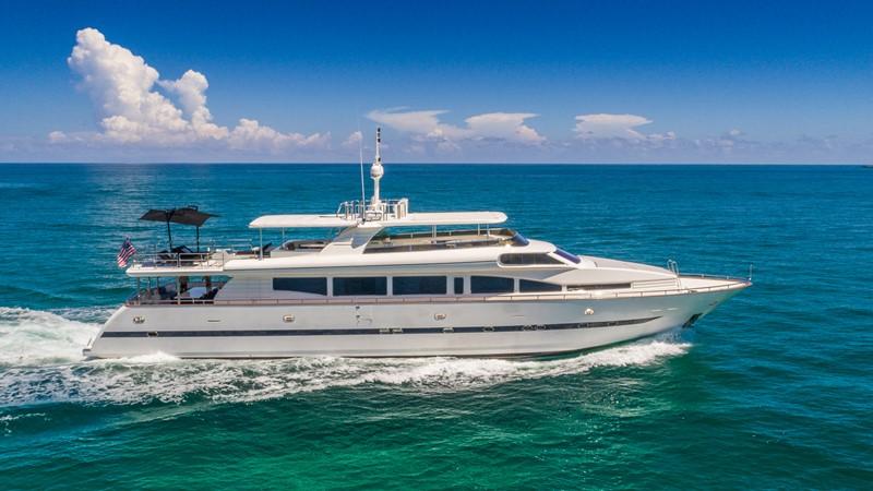 Starboard Profile 2000 HORIZON 110 Motor Yacht Motor Yacht 1895831