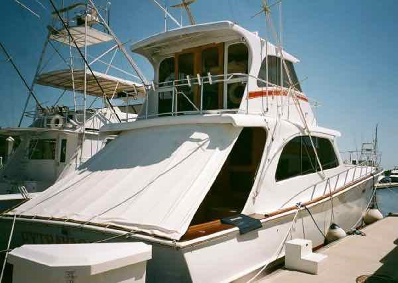 1986 TIFFANY YACHTS Custom Sportfish Motor Yacht 1897482