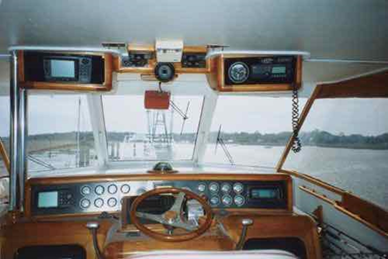 1986 TIFFANY YACHTS Custom Sportfish Motor Yacht 1897484