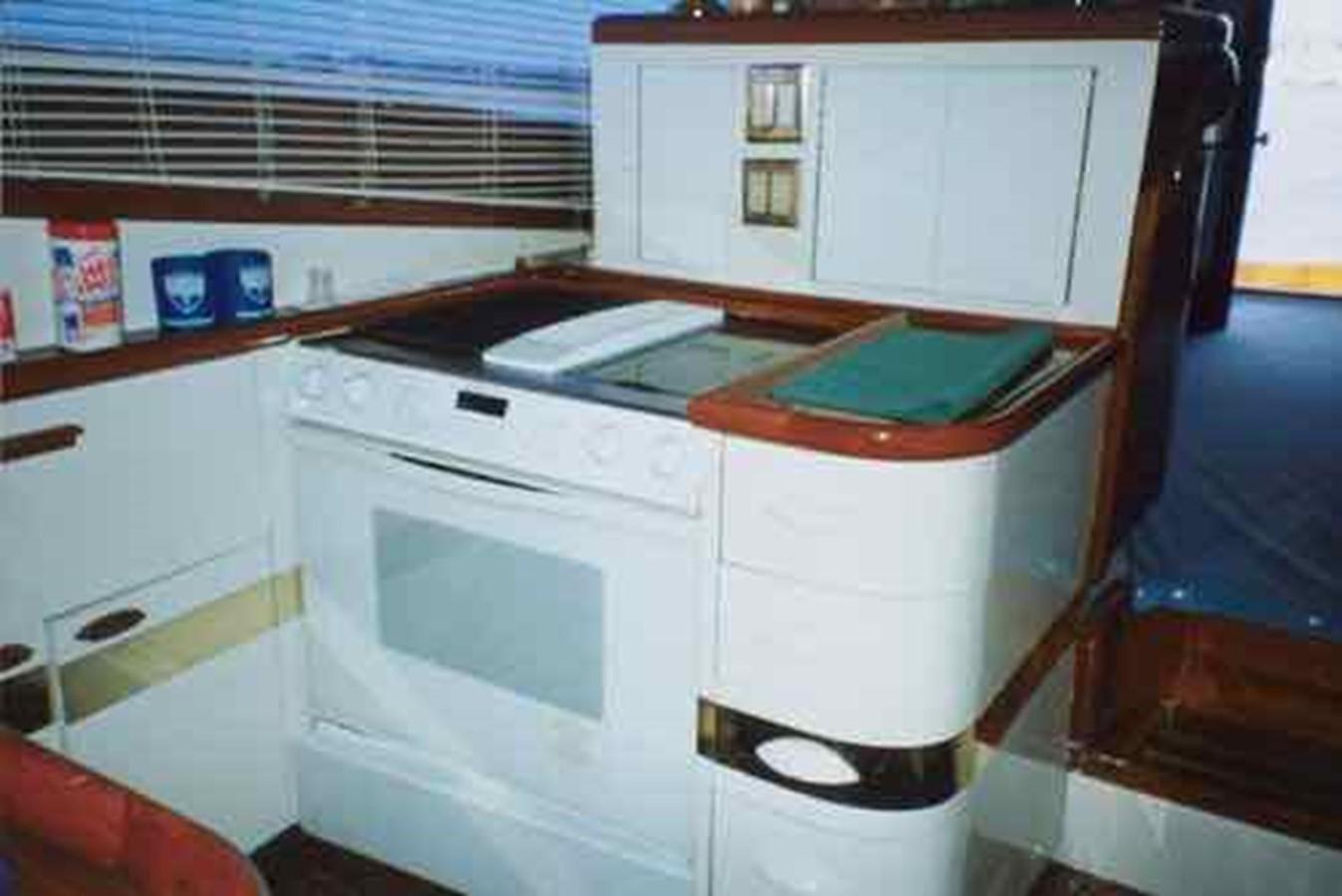 1986 TIFFANY YACHTS Custom Sportfish Motor Yacht 1897490