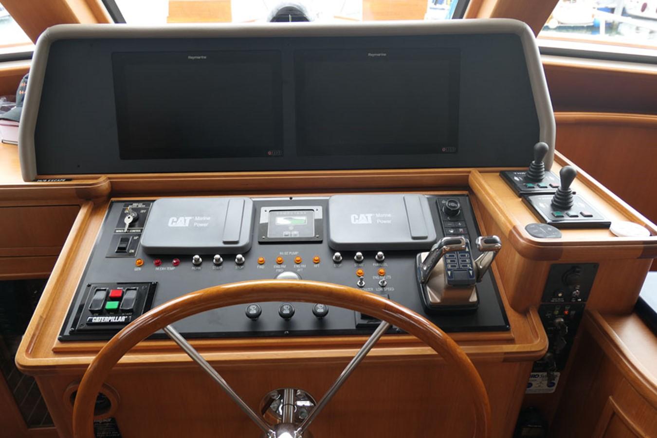 2007 GRAND BANKS Grand Banks 59 Aleutian RP Motor Yacht 2589135