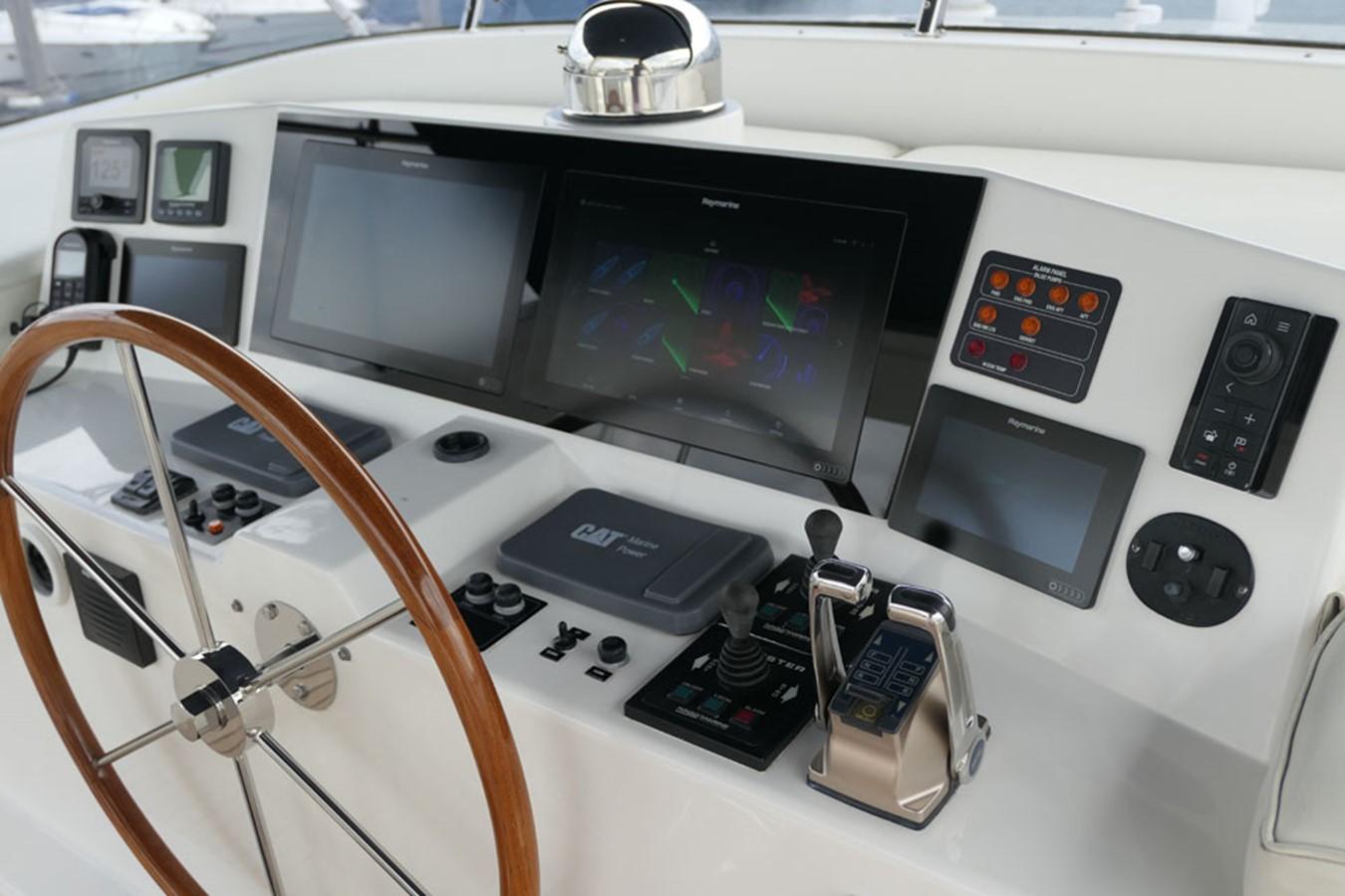 2007 GRAND BANKS Grand Banks 59 Aleutian RP Motor Yacht 2589139