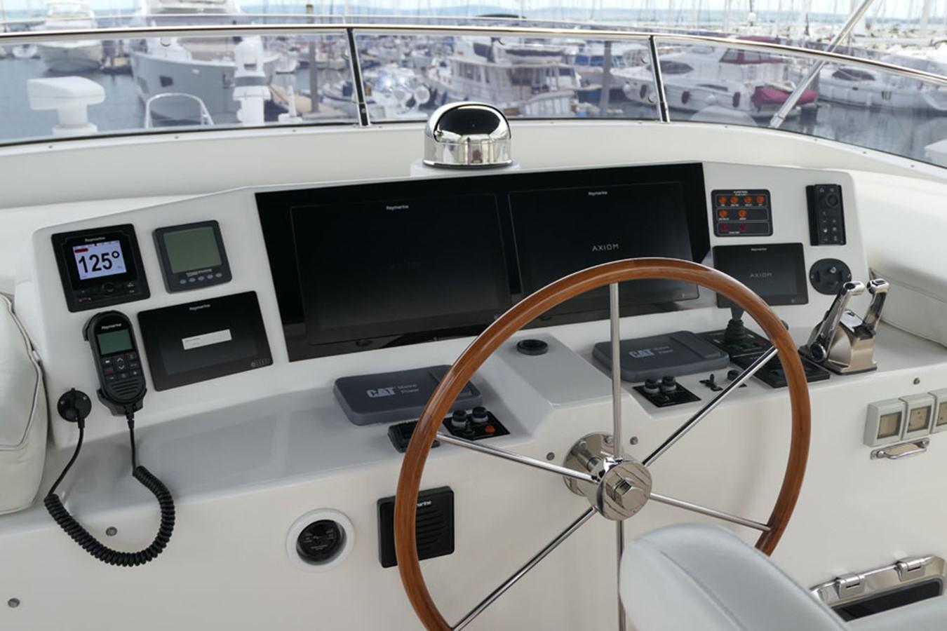 2007 GRAND BANKS Grand Banks 59 Aleutian RP Motor Yacht 2589140