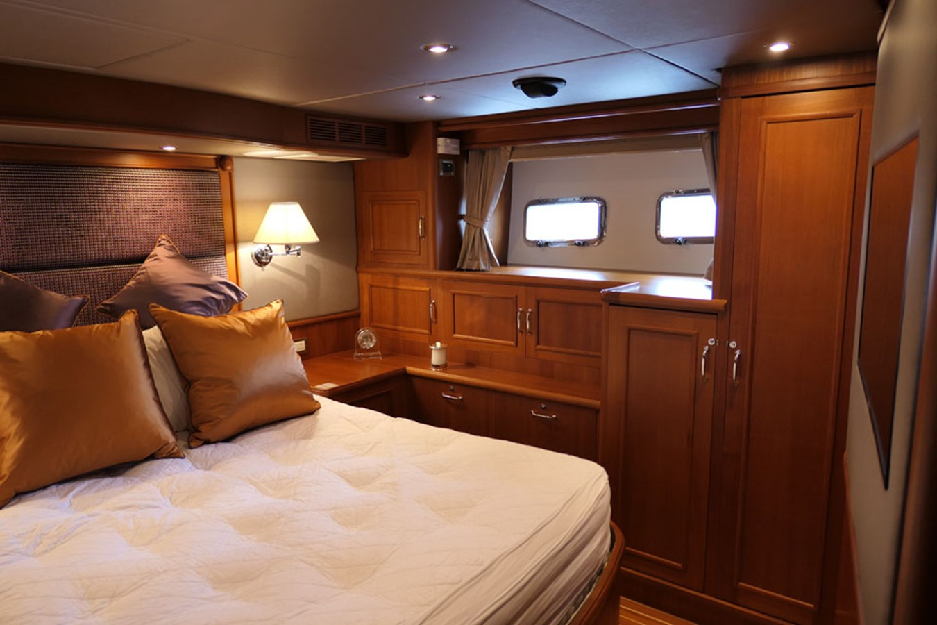 2007 GRAND BANKS Grand Banks 59 Aleutian RP Motor Yacht 2589154