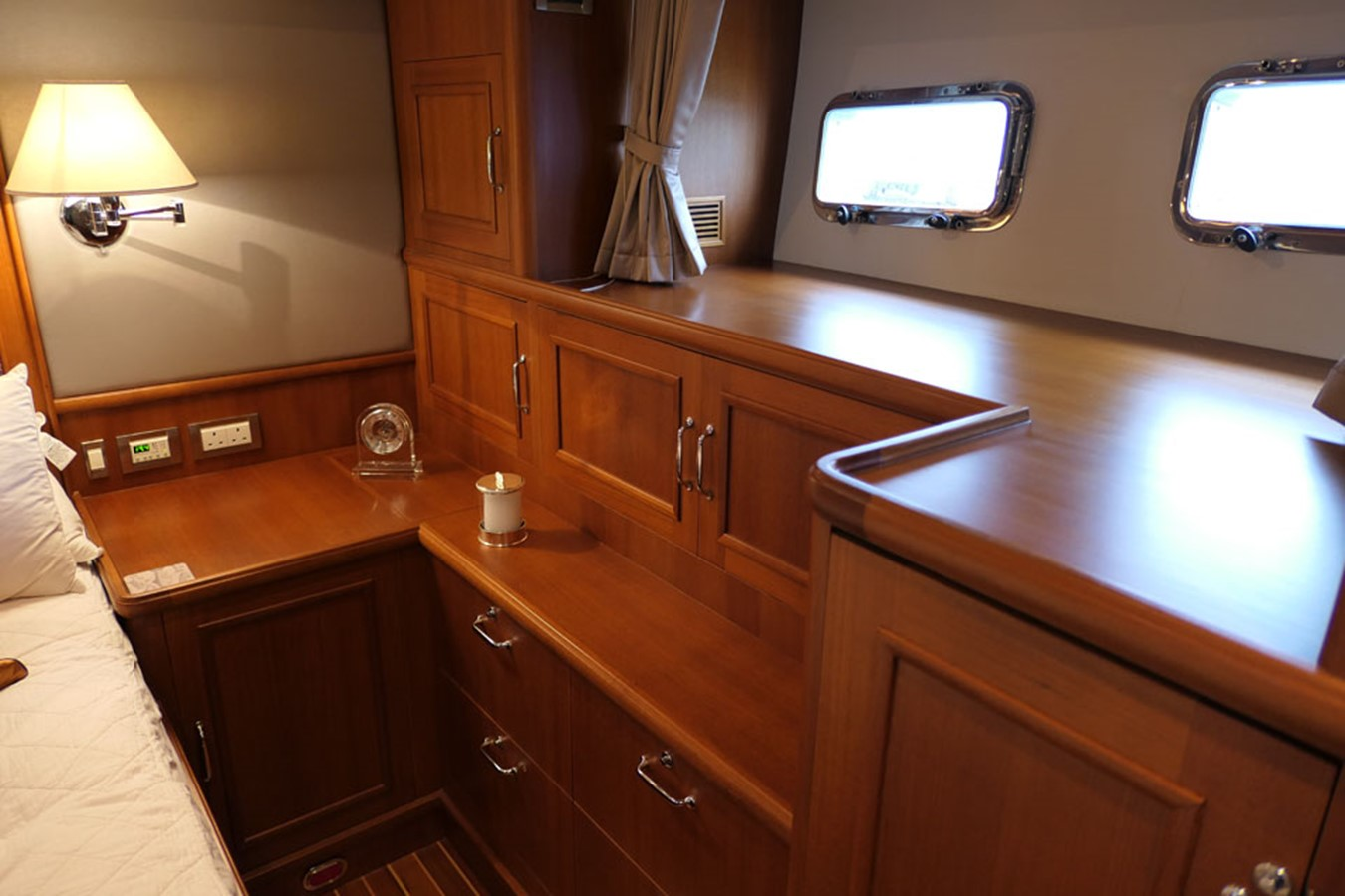 2007 GRAND BANKS Grand Banks 59 Aleutian RP Motor Yacht 2589156