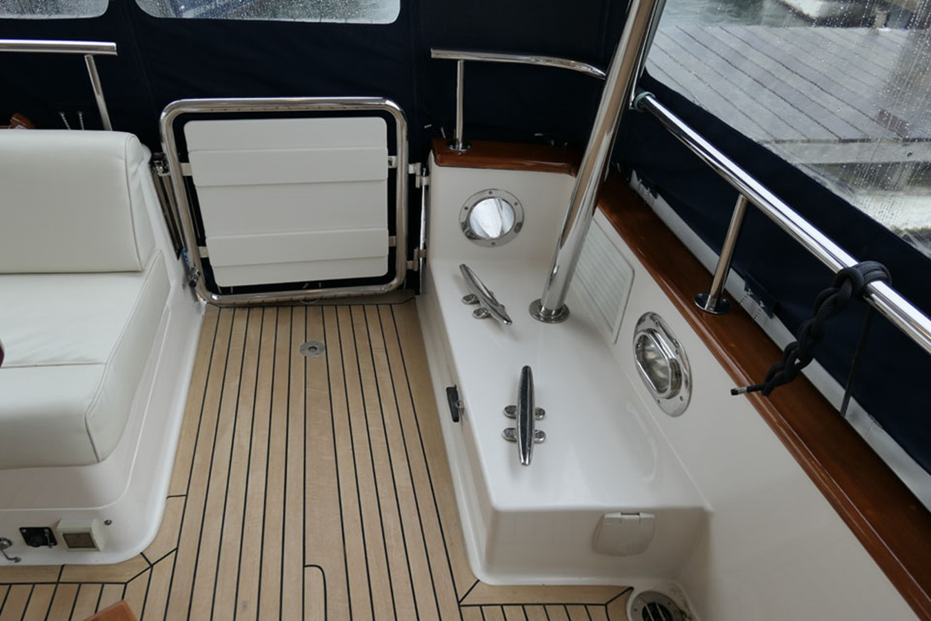 2007 GRAND BANKS Grand Banks 59 Aleutian RP Motor Yacht 2589174