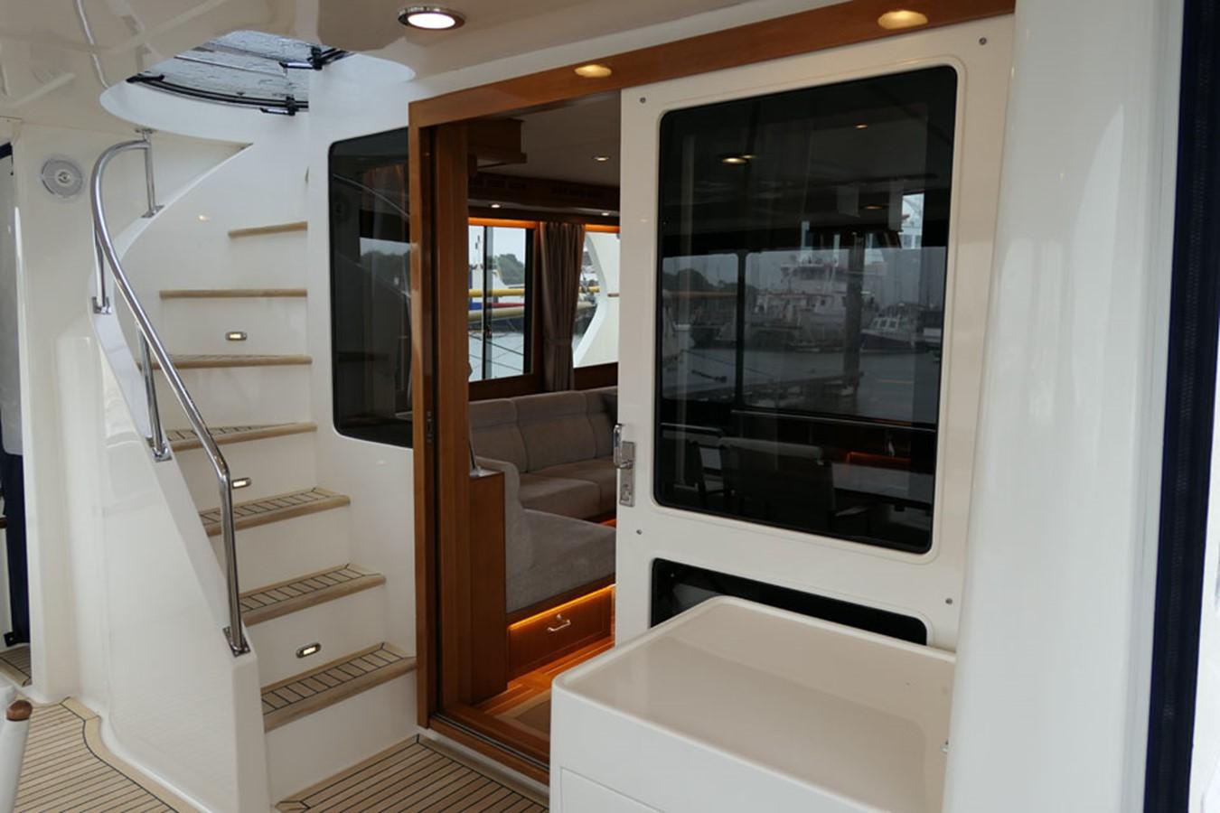 2007 GRAND BANKS Grand Banks 59 Aleutian RP Motor Yacht 2589176
