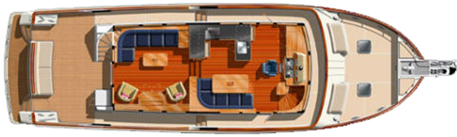 2007 GRAND BANKS Grand Banks 59 Aleutian RP Motor Yacht 2589183