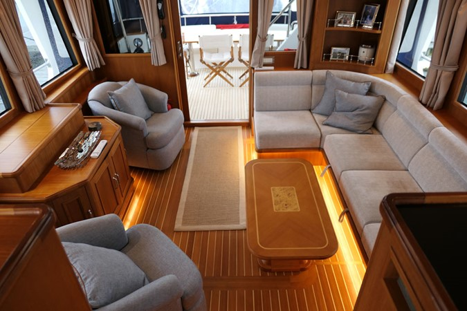 2007 GRAND BANKS Grand Banks 59 Aleutian RP Motor Yacht 2589126