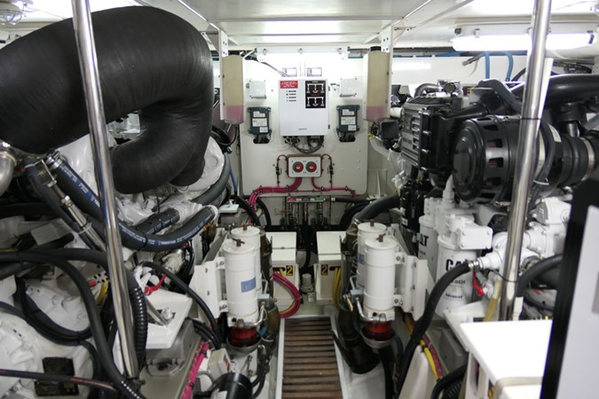 2007 GRAND BANKS Grand Banks 59 Aleutian RP Motor Yacht 2589127