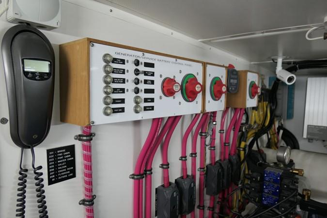2007 GRAND BANKS Grand Banks 59 Aleutian RP Motor Yacht 2589129
